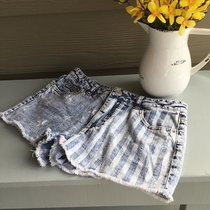 MOSSIMO JEAN SHORTS JUNIORS